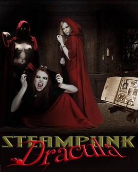Steampunk Dracula No.2