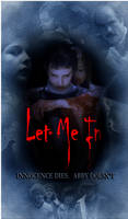Let Me In Dracula-esque Poster