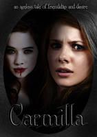 Carmilla Cover 5 by David-Zahir