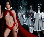 Vampirella in FairyTaleLand