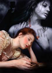 Reading Dracula by David-Zahir
