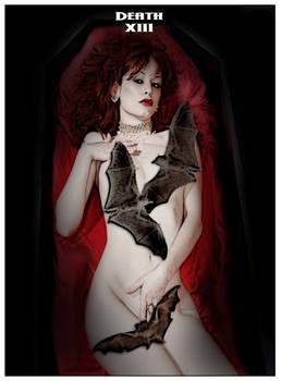 Vampire Tarot Death