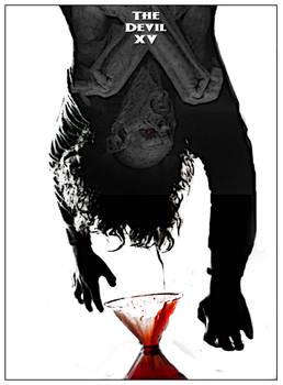 Vampire Tarot Devil