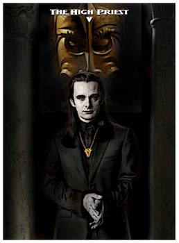 Vampire Tarot High Priest