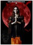 Vampire Tarot High Priestess