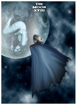 Vampire Tarot The Moon