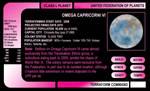 LCARS Omega Capricorni VI