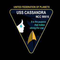 USS.CASSANDRA.patch by David-Zahir