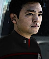 Lt. Zenjiro.Sulu by David-Zahir