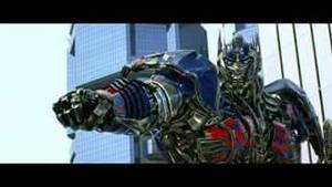 YF AoE Optimus Prime