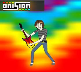 Onision fanart by RaiKatNaia