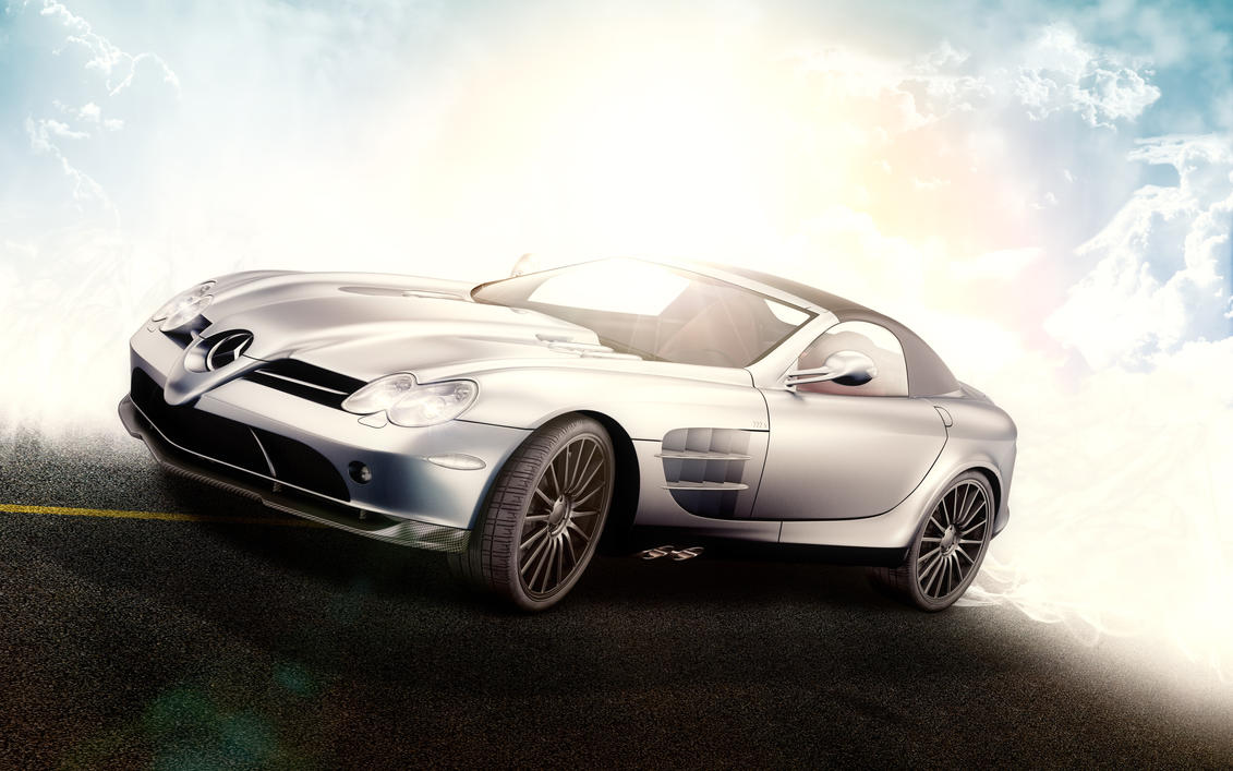 Mercedes Bens SLR 722S ver2 by