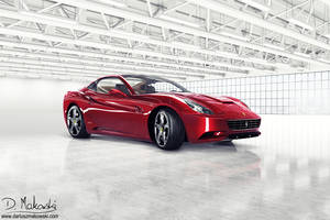 Ferrari California 2 by D4D4L