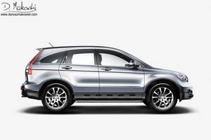 Honda CR-V by D4D4L