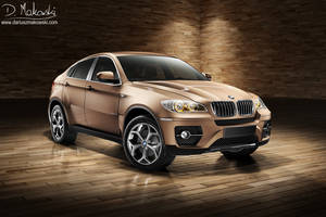 BMW Front Brown by D4D4L