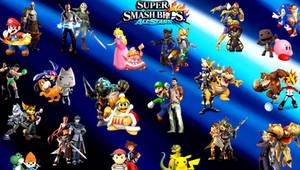Super Smash Bros All-Stars - Rivals