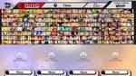 Super Smash Bros. (2016 Final Roster)