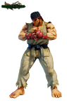 Ryu (Street Fighter V) Render