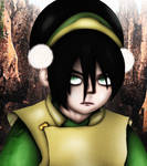 Toph by DENDEROTTO