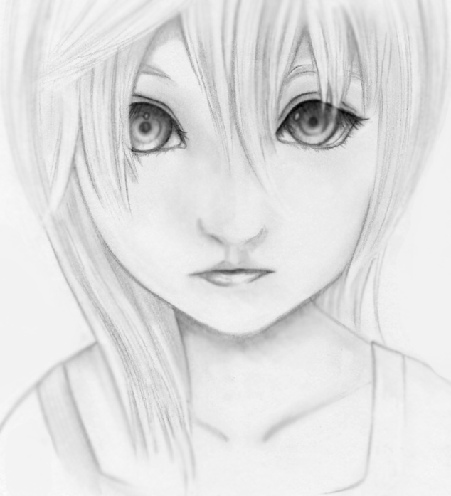Namine' -REALISM by Maulsypaulsy on DeviantArt