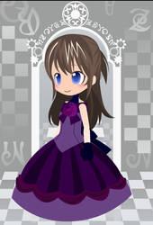 Dream Selfy - Asami, Princess of Mirror Fates by BlankCard464969