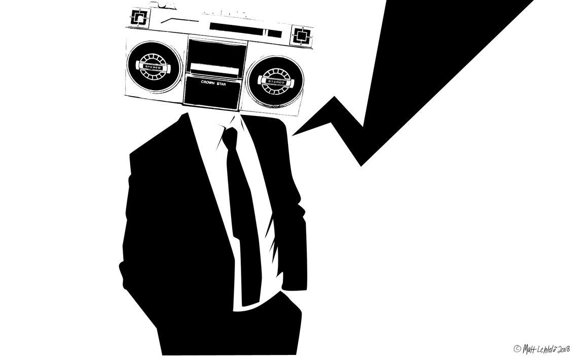 Radiohead by harajukumatt