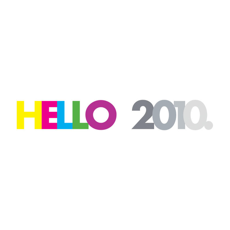 Hello 2010 by harajukumatt