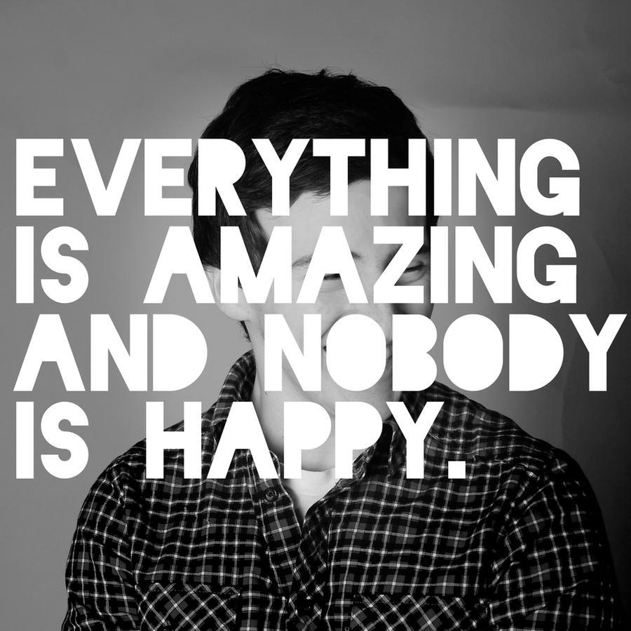 Everything is Amazing by harajukumatt