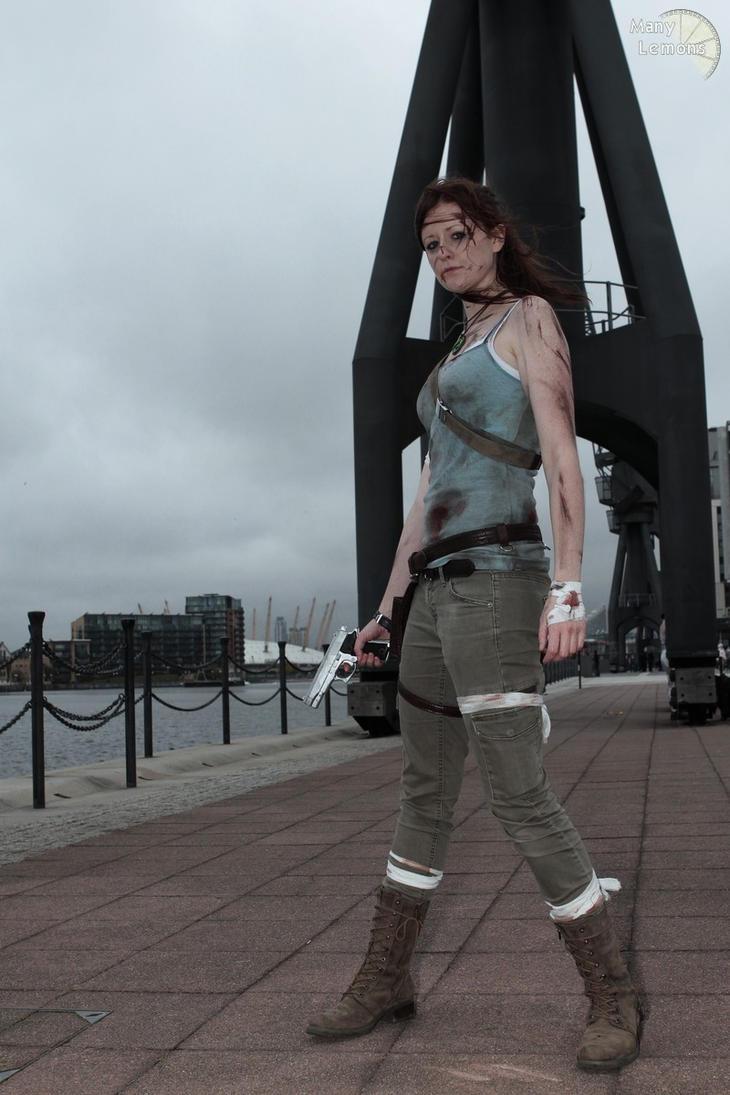 Lara Croft: Survivor by LisaMarieCosplay