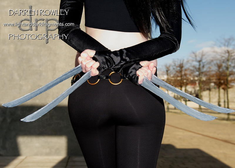 X-23: Hidden threat by LisaMarieCosplay on DeviantArt X 23 Cosplay Wallpaper
