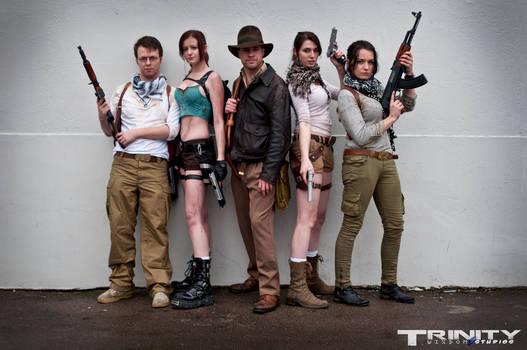 'Team Sexy Adventure Club'