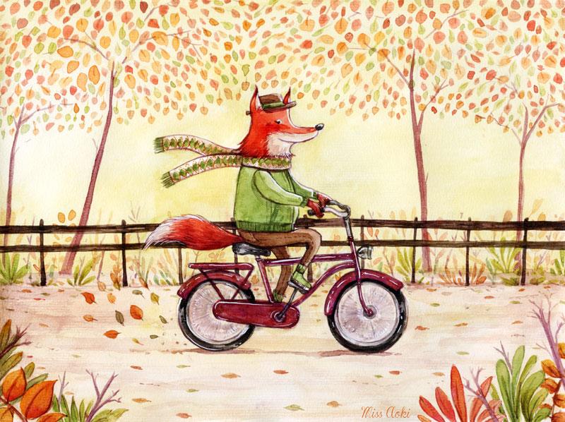 Hello autumn! by lauramissaoki