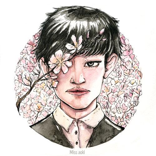 Flowerboy by lauramissaoki