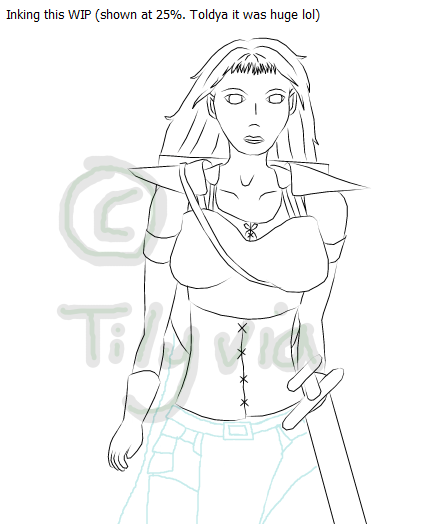 Line Art Gimp : Gimp lineart tutorial by phineas on deviantart