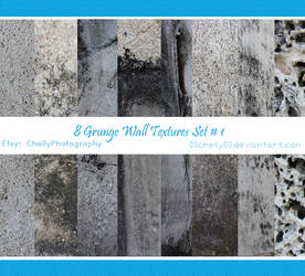 Textures-Set1 by 00cheily00