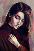 Warm sadness by yesiknowyoucan