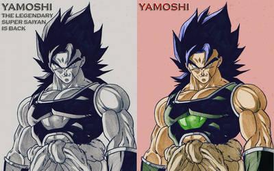 Yamoshi