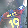 Icon Messi by Zg1X