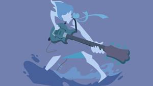 Lapis Lazuli - Steven Universe - Minimalist