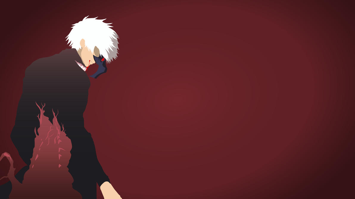 Kaneki Ken - Tokyo Ghoul - Minimalist by metalsynkk on ...