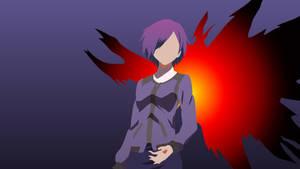 Touka Kirishima - Tokyo Ghoul - Minimalist