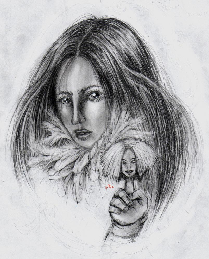 Tideland Jeliza-Rose by Gebefreniya