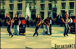 Breakdancer by MalfoyFanatic