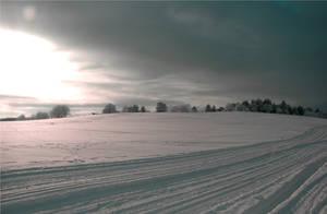 Winter Sunset by MalfoyFanatic