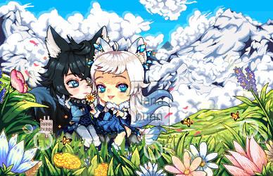 commission : starsuchi by nana-bunn