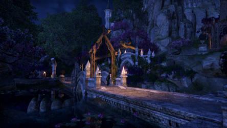 A night walk in Summerset ~