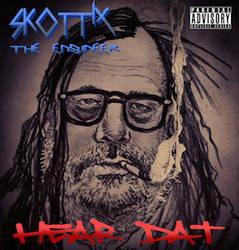 Skottix Album cover by mattjacobs
