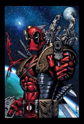 Plan Deadpool From Outer Space by mattjacobs