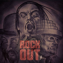 RockOut Poster 2 by mattjacobs