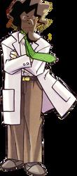 Dr. Fuji (crude) by whosaskin
